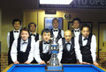 18th TOKYO OPEN 3-CUSHION TOURNAMENT