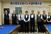 第20回全日本バンド選手権大会