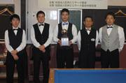 第62回全日本アマチュアスリークッション選手権大会