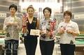 第48回全日本選手権大会(9ボール国際オープン)女子(SG1)