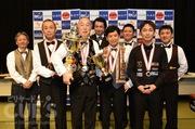 第73回全日本スリークッション選手権大会