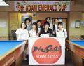19th Ladies 3C ADAM EMERALD CUP