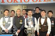 第25回東京オープン ~オープン戦への挑戦~